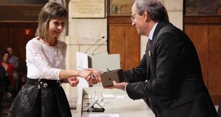 """La Generalitat de Catalunya ens ha atorgat el distintiu """"Establiment Comercial Centenari"""""""